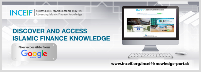 INCEIF Knowledge Portal: To facilitate discovery and allow users to access relevant research materials quickly and easily.